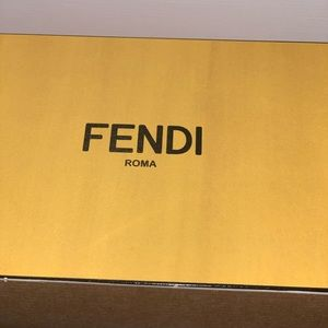 Fendi slides
